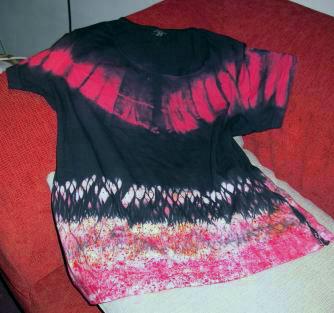 vanocni batika