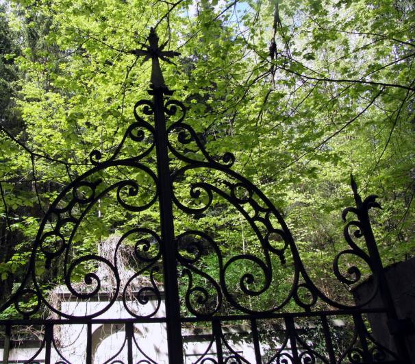 ebensee lesni hrobka 5