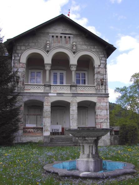 ebensee rimska vila 1