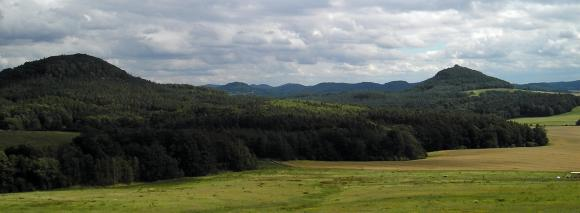 krajina z romanu hastrman