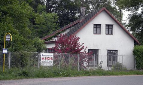 Luze - posledni domek je na prodej
