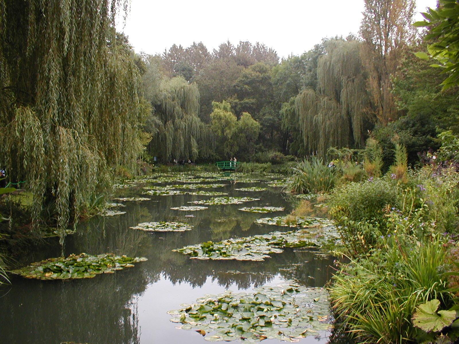 Monet garden3