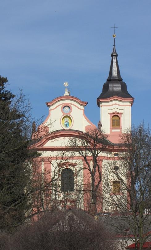 Nova Paka kostel