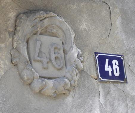Nove Hrady dum cp 46