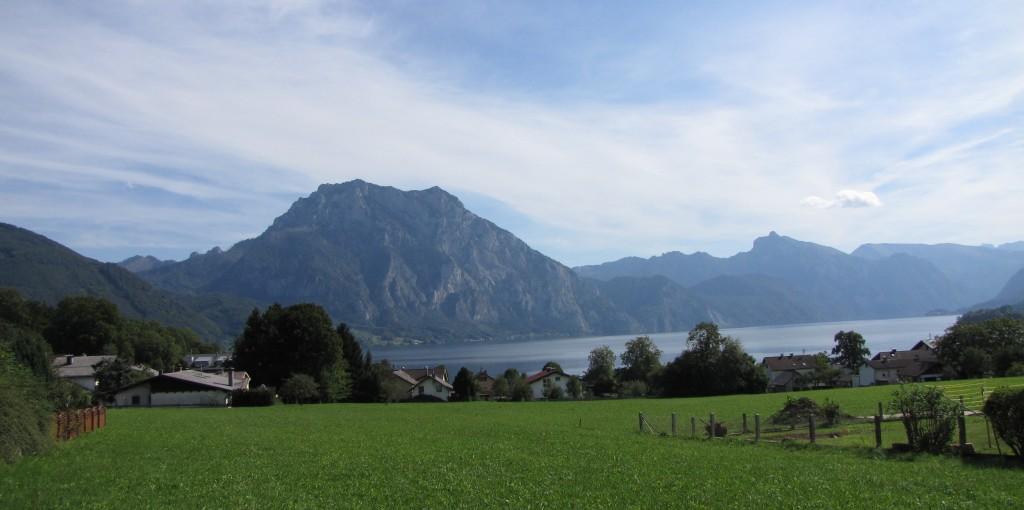 Gmunden a Traunstein