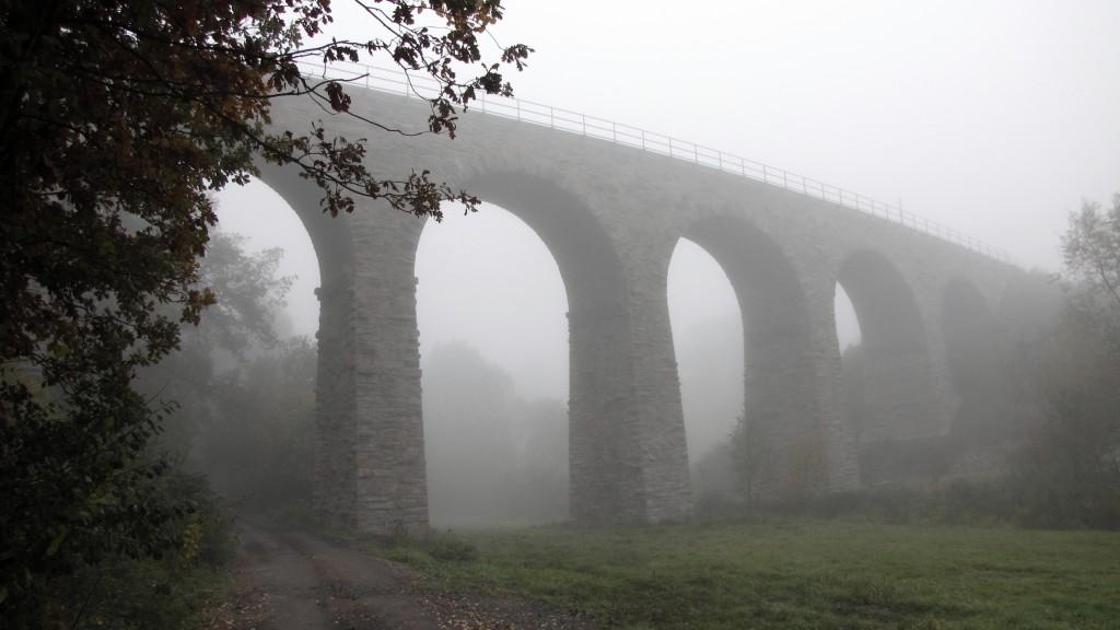 Chýnovský viadukt