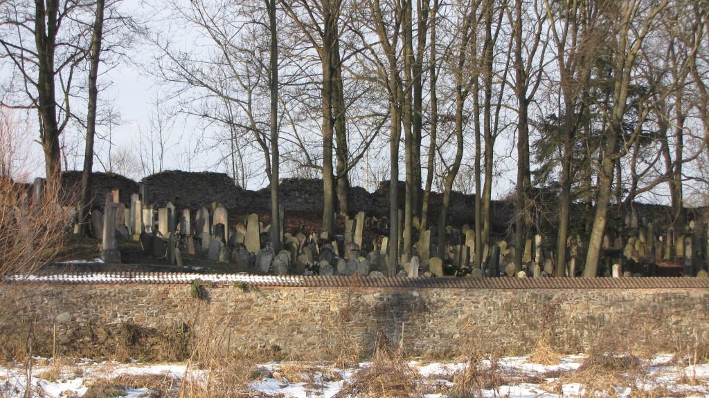 Židovský hřbitov Polná
