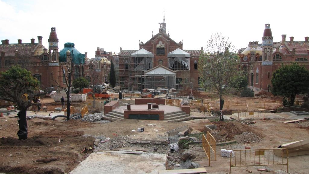 Hospital de la Santa Creu i de Sant Pau (21)