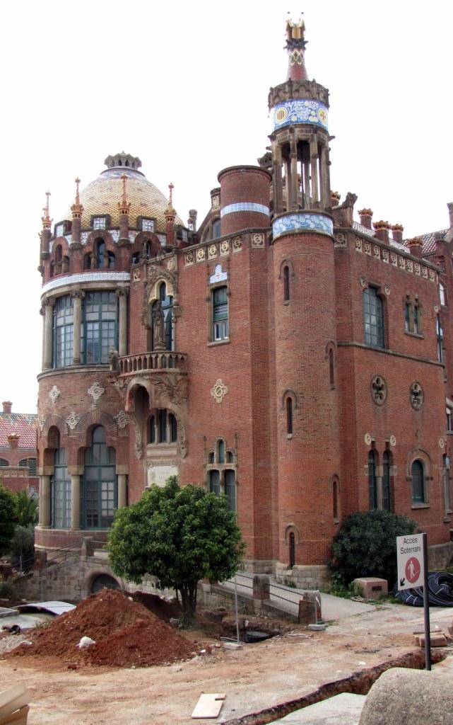 Hospital de la Santa Creu i de Sant Pau (22)