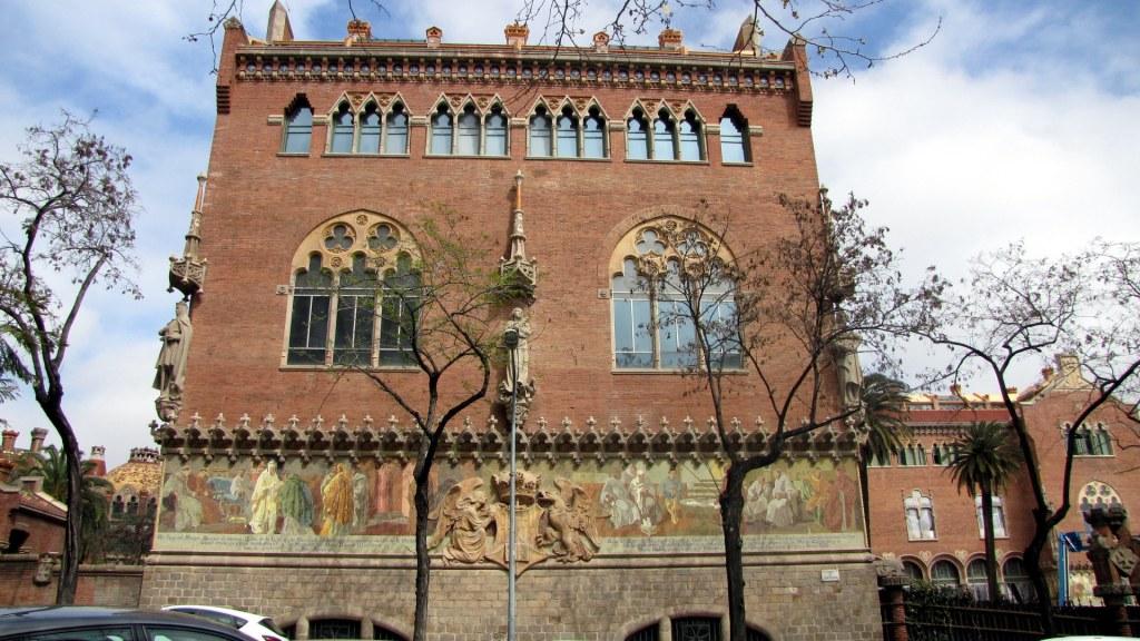 Hospital de la Santa Creu i de Sant Pau (5)