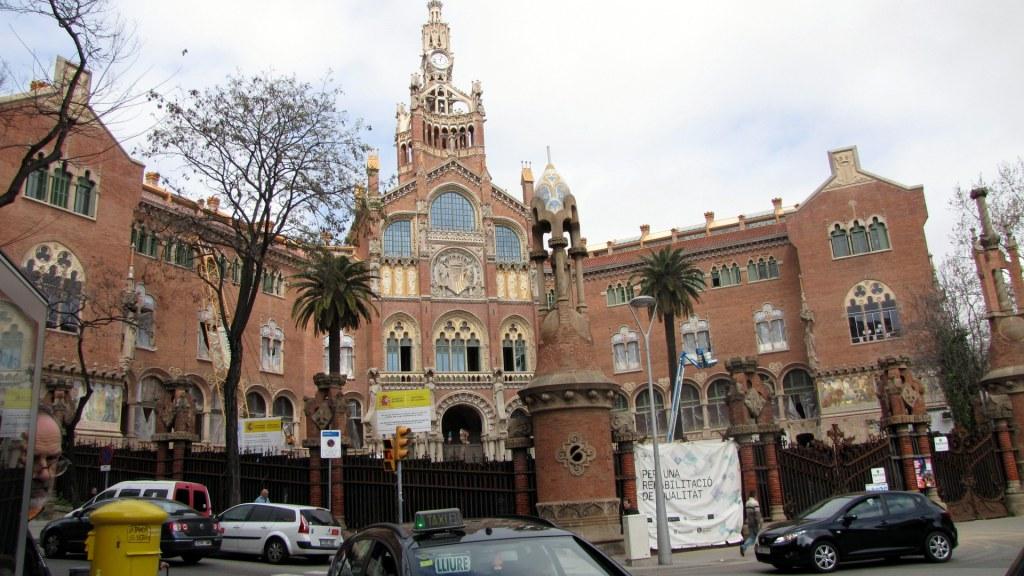 Hospital de la Santa Creu i de Sant Pau (8)