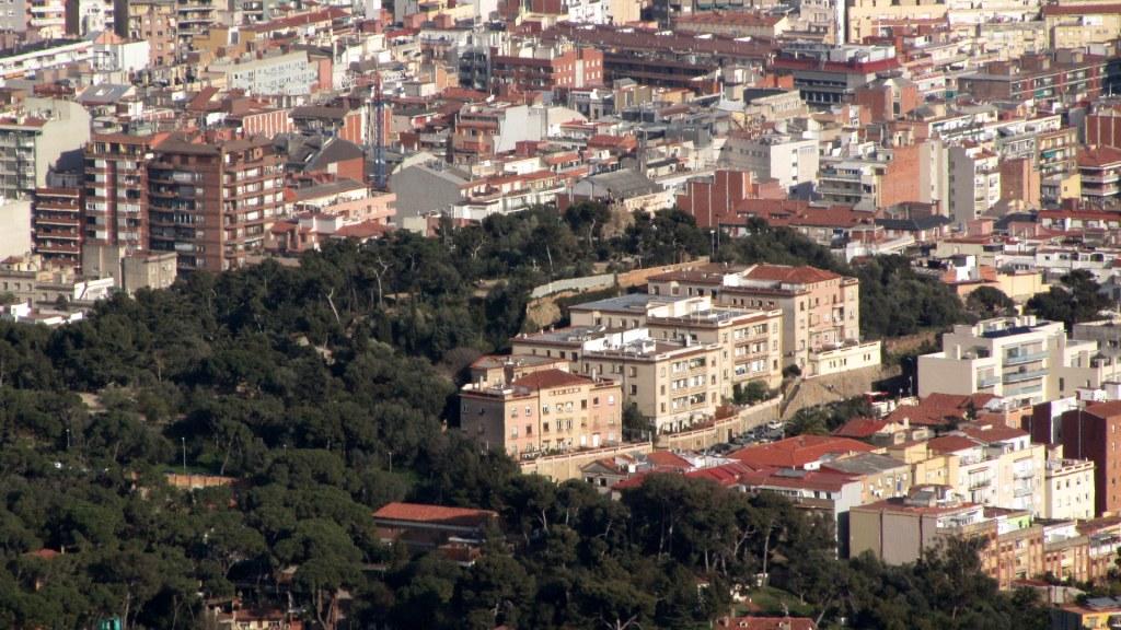 Barcelona - náš dům a apartmán