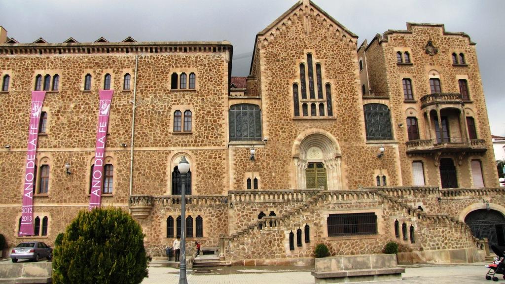 Klášter kongregace Beata Petra de San José  (3)