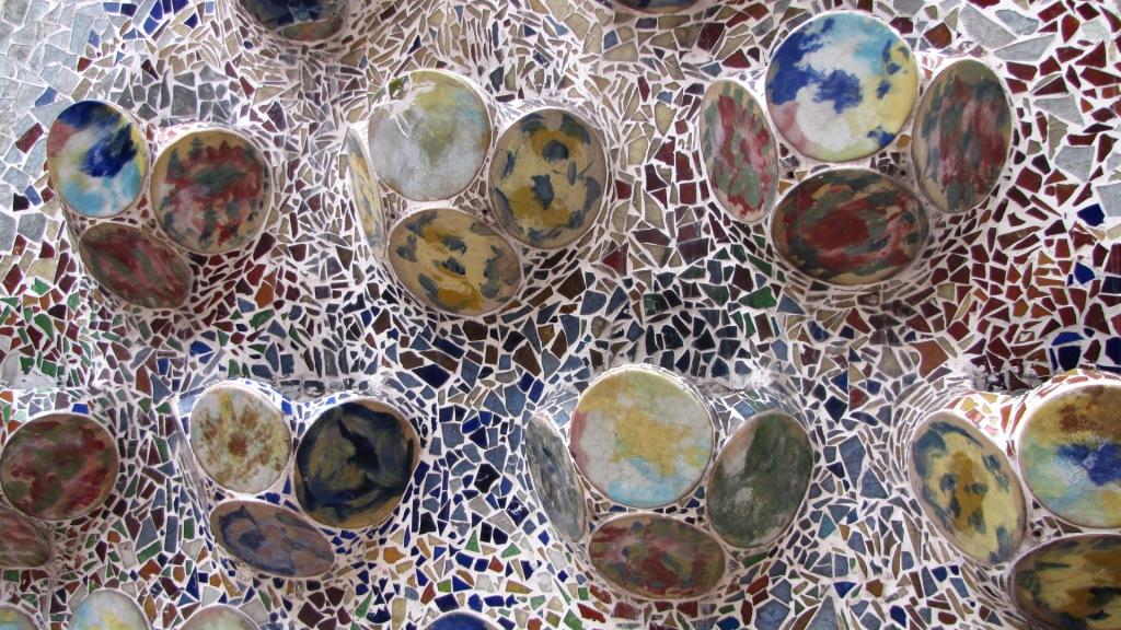 Casa Batlló - 1. podlaží / dům rodiny Batlló s terasou