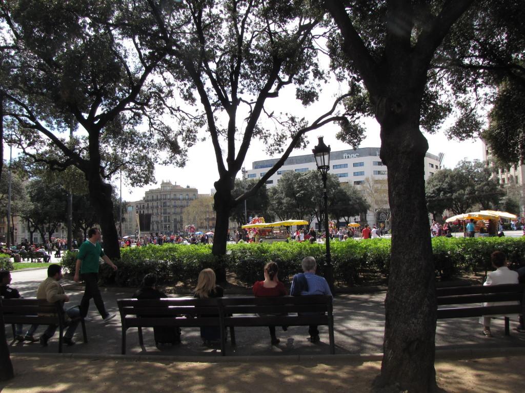 Placa de Catalunya (3)