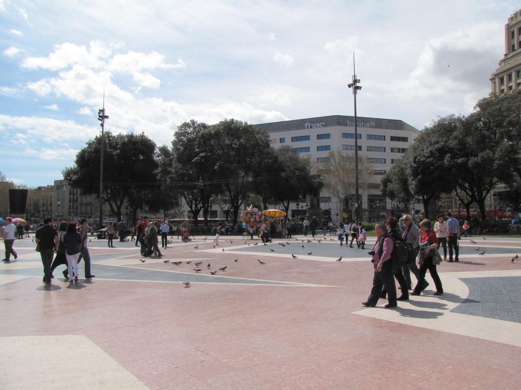 Placa de Catalunya (4)