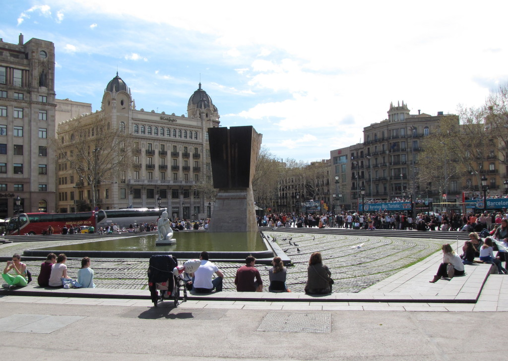 Placa de Catalunya (5)