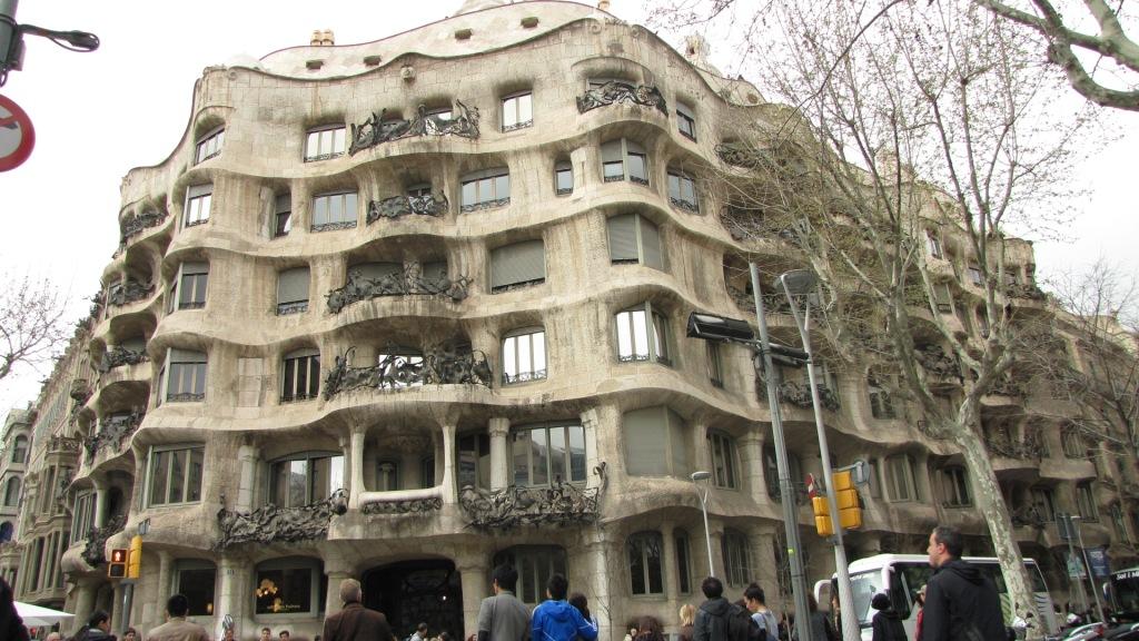 La Pedrera_Casa Mila (4)