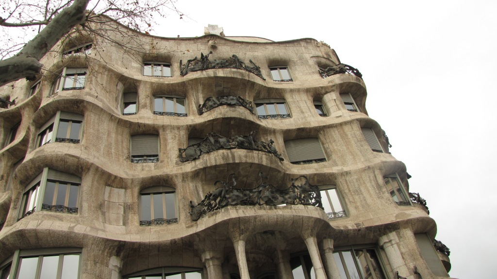 La Pedrera_Casa Mila (7)