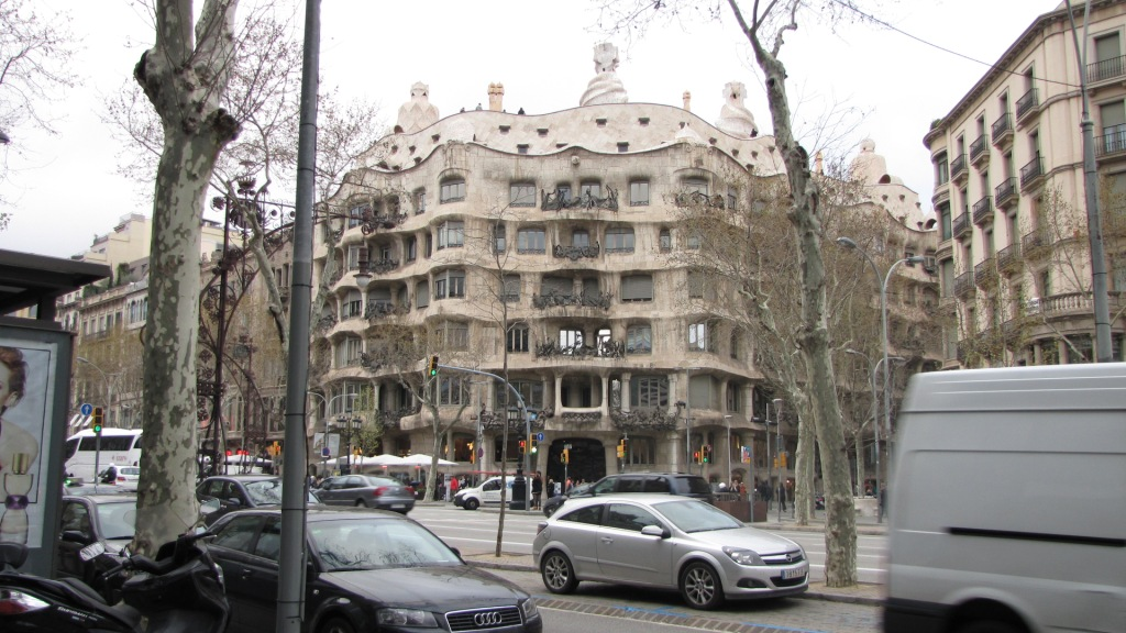 La Pedrera_Casa Mila