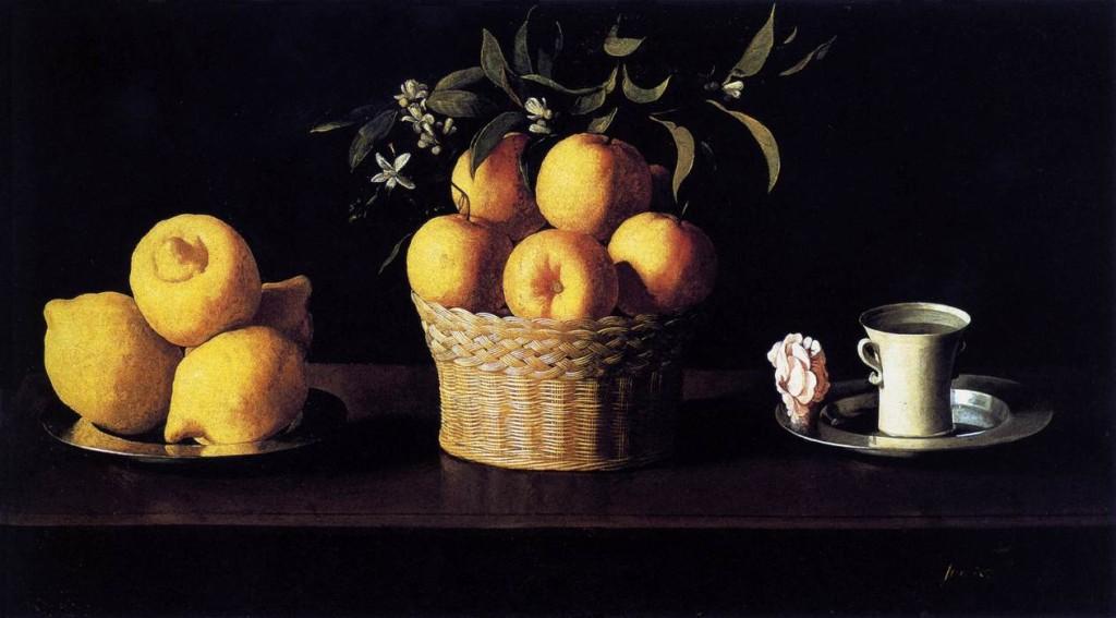 Francisco_de_Zurbarán_-_Still-life_with_Lemons,_Oranges_and_Rose_-_WGA26062