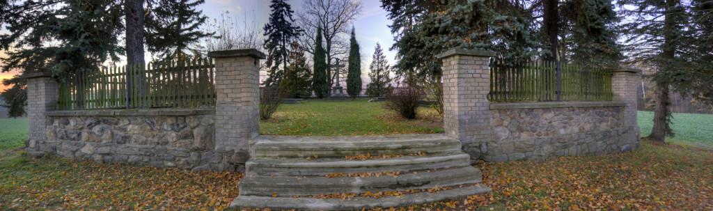 hrobka Dobrzenskych