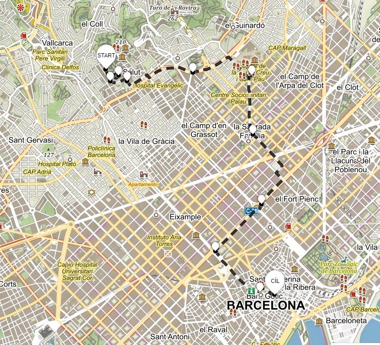 Barcelona 2014 - 4. den