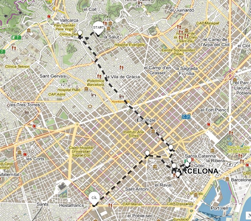 Barcelona - 6. den
