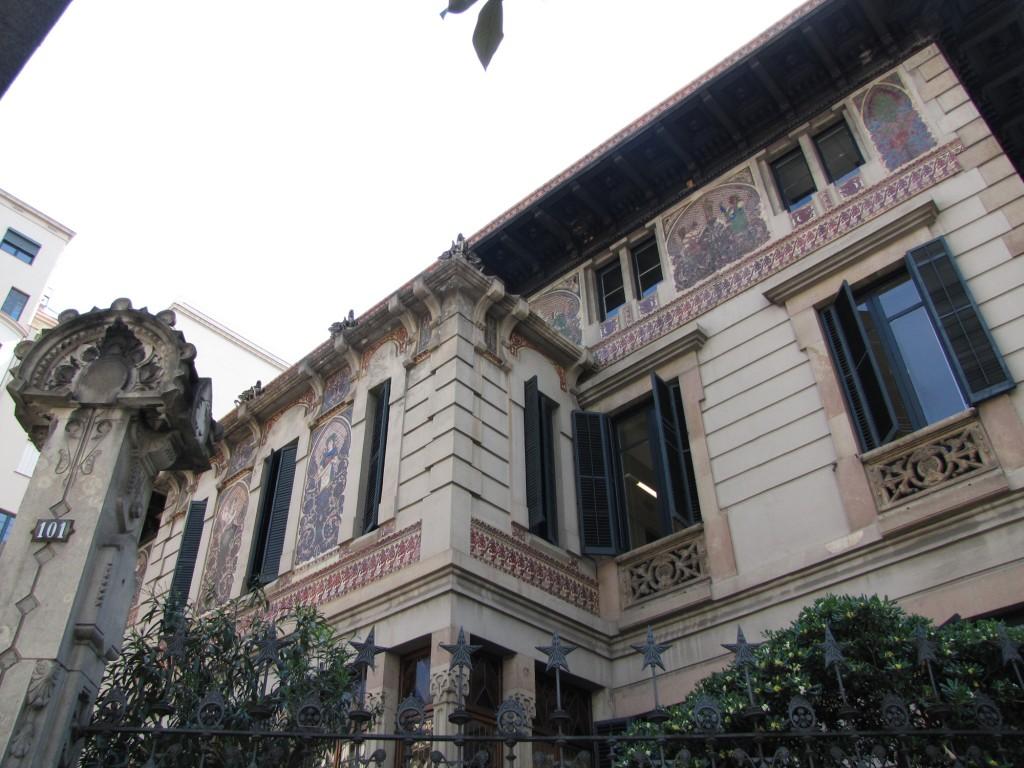 Palau Ramon Montaner (4)