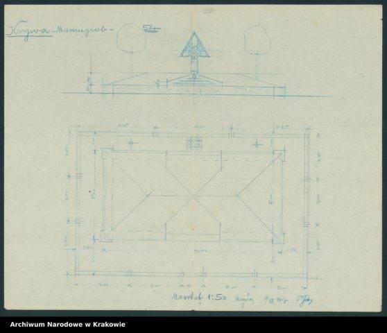Projekt-cmentarza-w-Krzywej-grudzień-1917-558x480