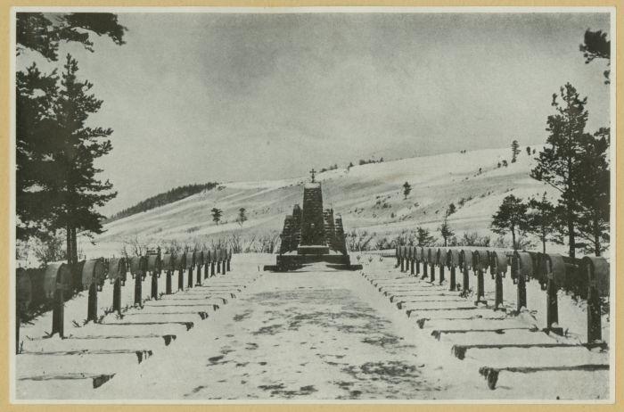 lysa gora 1917