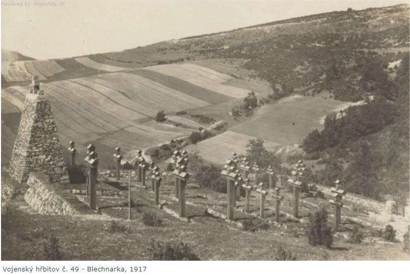 blechnarka 1917